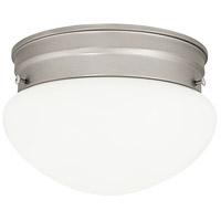 Capital Lighting 5356MN Elijah 1 Light 7 inch Matte Nickel Flush Mount Ceiling Light