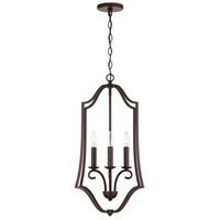 Capital Lighting 539541BZ Cameron 4 Light 18 inch Bronze Foyer Ceiling Light