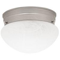 Capital Lighting 5676MN Elijah 1 Light 7 inch Matte Nickel Flush Mount Ceiling Light