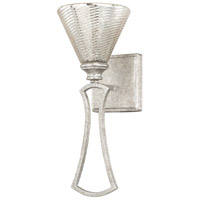Corrigan 1 Light 6 inch Antique Silver Sconce Wall Light