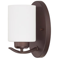HomePlace 1 Light 5 inch Bronze Sconce Wall Light