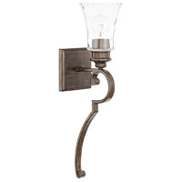 Sinclaire 1 Light 5 inch Renaissance Brown Sconce Wall Light