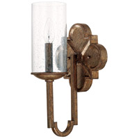Avanti 1 Light 8 inch Rustic Sconce Wall Light