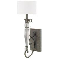 Everleigh 1 Light 7 inch French Greige Sconce Wall Light