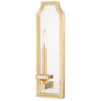 Capital Lighting 623011CG Abella 1 Light 6 inch Capital Gold Sconce Wall Light