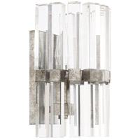Capital Lighting 625312AS Drake 1 Light 7 inch Antique Silver Wall Sconce Wall Light