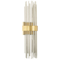 Capital Lighting 625421FI Lena 2 Light 5 inch Fire and Ice Wall Sconce Wall Light