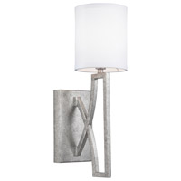 Capital Lighting 632411AS-689 Bryce 1 Light 5 inch Antique Silver Sconce Wall Light