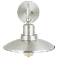 Capital Lighting 634811BN Elijah 1 Light 10 inch Brushed Nickel Sconce Wall Light