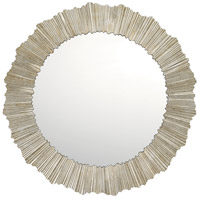 Signature 30 X 30 inch Gilded Silver Wall Mirror Home Decor