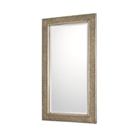 Signature 51 X 29 inch Bronze Wall Mirror Home Decor