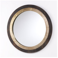 Signature 31 X 31 inch Decorative Mirror Home Decor, Round
