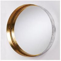 Signature 36 X 36 inch Decorative Mirror Home Decor, Round