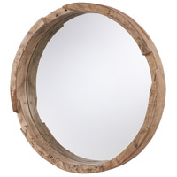 Capital Lighting 723501MM Signature 36 X 36 inch Wall Mirror, Round