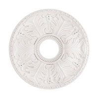 Capital Lighting Windsor Medallion in White 7840WH photo thumbnail