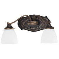 Wyatt 2 Light 17 inch Surrey Vanity Light Wall Light