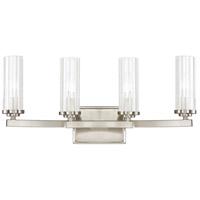 Capital Lighting 8044BN-150 Emery 4 Light 22 inch Brushed Nickel Vanity Wall Light