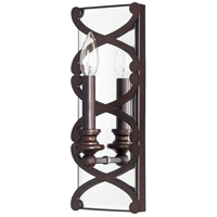 Capital Lighting 8061BB Alexander 1 Light 6 inch Burnished Bronze ADA Sconce Wall Light