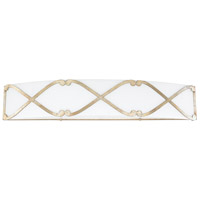 Alexander LED 27 inch Winter Gold Vanity Wall Light
