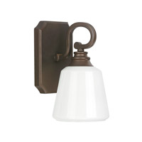 Leigh 1 Light 6 inch Burnished Bronze Sconce Wall Light