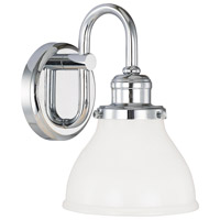 Baxter 2 Light 16 inch Chrome Vanity Wall Light