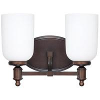 Capital Lighting 8442BB-102 Covington 2 Light 13 inch Burnished Bronze Vanity Wall Light