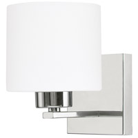 Steele 1 Light 6 inch Chrome Sconce Wall Light