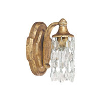 Blakely 1 Light 5 inch Antique Gold Sconce Wall Light