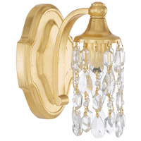 Blakely 1 Light 5 inch Capital Gold Sconce Wall Light