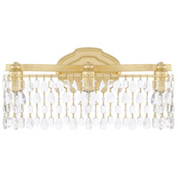 Blakely 3 Light 19 inch Capital Gold Vanity Wall Light