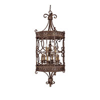 Capital Lighting Squire 9 Light Foyer in Crusted Umber 9029CU photo thumbnail