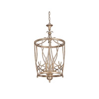 Capital Lighting Ansley 3 Light Foyer Pendant in Sable 9038SA