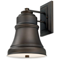 Signature LED 14 inch Old Bronze Outdoor Wall Lantern