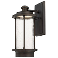 Grant Park LED 17 inch Old Bronze Outdoor Wall Lantern