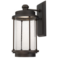 Grant Park LED 20 inch Old Bronze Outdoor Wall Lantern