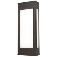 Signature LED 18 inch Old Bronze Outdoor Wall Lantern