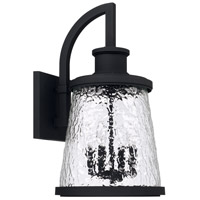 Capital Lighting 926541BK Tory 4 Light 24 inch Black Outdoor Wall Mount