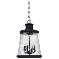 Capital Lighting 926542BK Tory 4 Light 13 inch Black Outdoor Hanging Lantern
