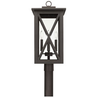 Capital Lighting 926643OZ Avondale 4 Light 24 inch Oiled Bronze Outdoor Post Mount