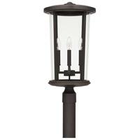 Capital Lighting 926743OZ Howell 4 Light 23 inch Oiled Bronze Outdoor Post Lantern