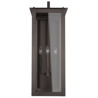 Capital Lighting 934642OZ Hunt 4 Light 36 inch Oiled Bronze Outdoor Wall Lantern