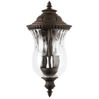 Capital Lighting 939821OZ Ashford 2 Light 15 inch Oiled Bronze Outdoor Wall Lantern