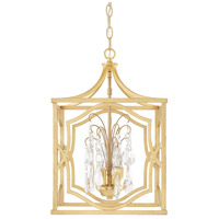 Blakely 3 Light 12 inch Capital Gold Foyer Light Ceiling Light