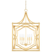 Blakely 6 Light 23 inch Capital Gold Foyer Light Ceiling Light