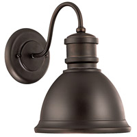 Signature 1 Light 13 inch Old Bronze Outdoor Wall