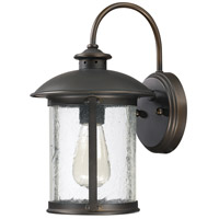 Dylan 1 Light 13 inch Old Bronze Outdoor Wall Lantern