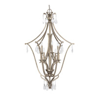 Capital Lighting 9593MY-CR Montclaire 8 Light 30 inch Mystic Foyer Pendant Ceiling Light