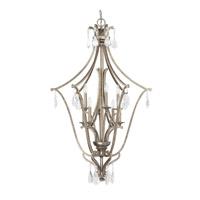 Capital Lighting 9593MY-CR Montclaire 8 Light 30 inch Mystic Foyer Pendant Ceiling Light