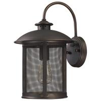 Capital Lighting 9612OB Dylan 1 Light 15 inch Old Bronze Outdoor Wall Lantern