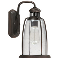 Capital Lighting Harbour 1 Light Outdoor Wall Lantern in Old Bronze 9631OB